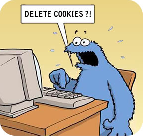 Cookie Monster Cartoon
